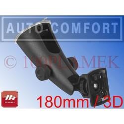 Ramię sztywne 180mm 3D - 54010911 - HR Auto-Comfort