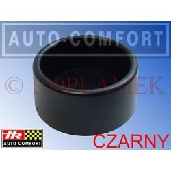 Czarny przyklejany uchwyt na napoje HR Auto-Comfort