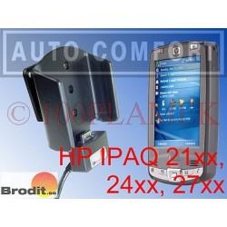Uchwyt aktywny na wkręty stały montaż HP IPAQ hx21xx, hx24xx, hx27xx BRODIT w2