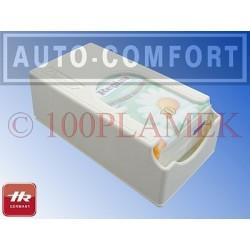 Biały pojemnik/uchwyt na chusteczki higieniczne HR Auto-Comfort