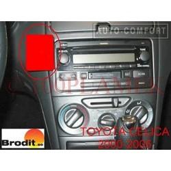 Proclip do TOYOTA CELICA z 2000-2005 - centralny - 853380 - Brodit AB