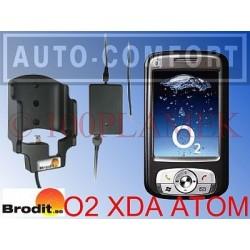 Uchwyt aktywny z zasilaczem O2 XDA ATOM - 971672 - BRODIT AB