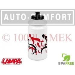 Biały rowerowy pojemnik na napoje, bidon - 93317 - Lampa SpA