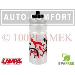 Perłowy rowerowy pojemnik na napoje, bidon - 93318 - Lampa SpA