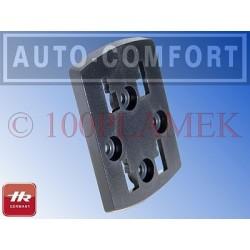 Płytka montażowa żeńska - 59011121 - HR Auto-Comfort - wersja 2