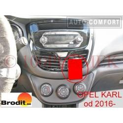 Konsola Proclip do Opel KARL od 2016 - 855150 - prawostronny - BRODIT AB