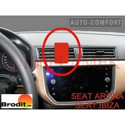 Konsola Proclip SEAT ARONA, SEAT IBIZA od 2018 - centralny - 855341 - Brodit