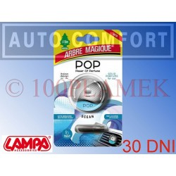 Zapach samochodowy Arbre Magique POP Ocean - LAMPA